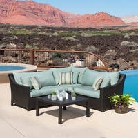 RST Brands 4-piece Sectional Sofa and Table Set
