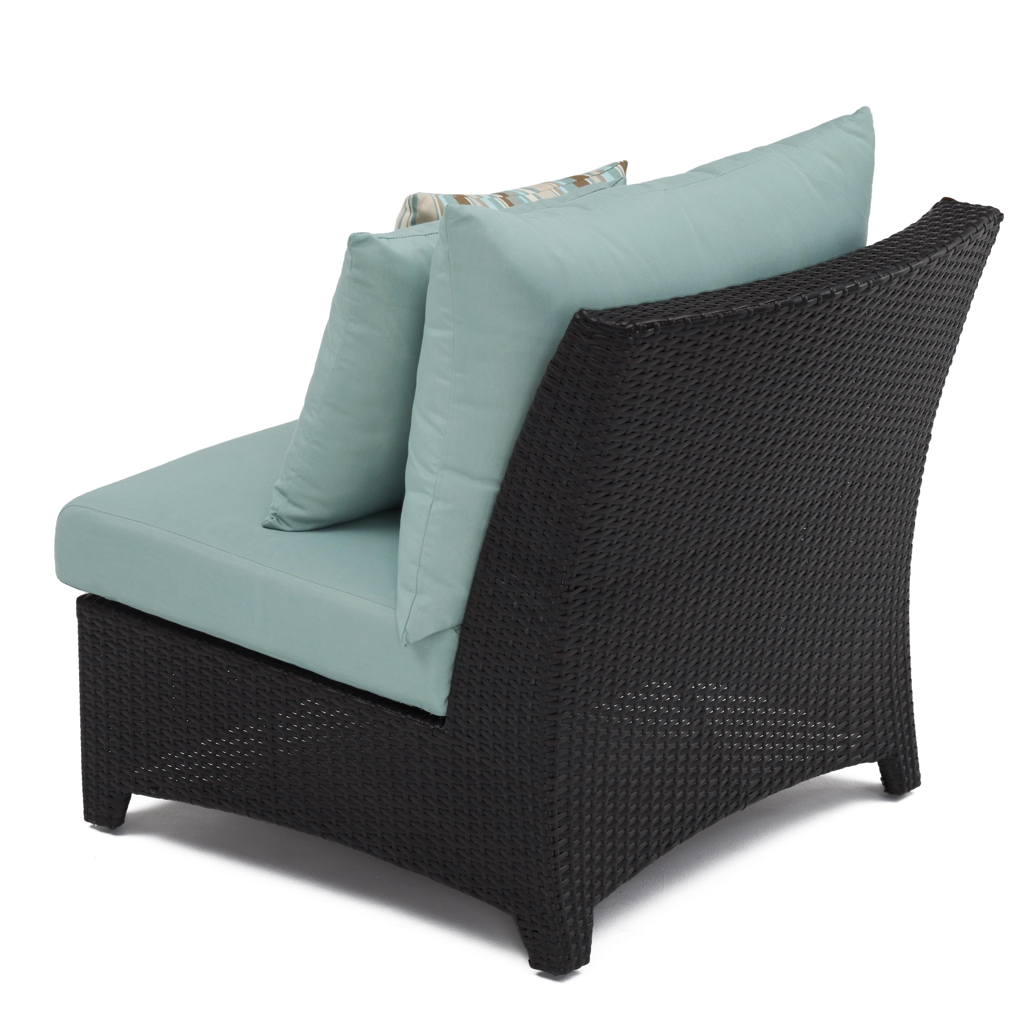 Bliss 6 Piece Corner Sectional Sofa