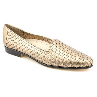 Trotters Women's 'Liz' Leather Casual Shoes - Narrow (Size 11)