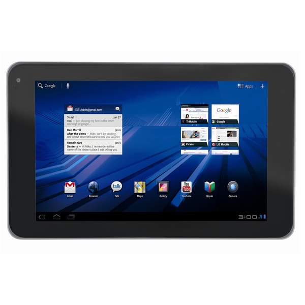 """LG Optimus Pad 3D 32GB 4G 8.9"""" Android 3.0 Tablet"""