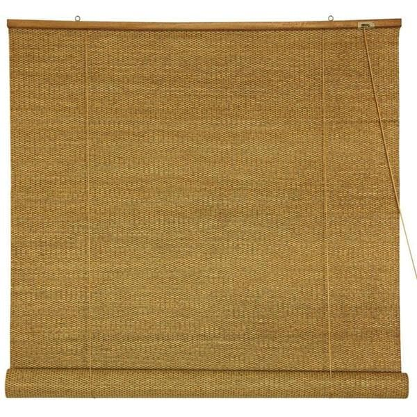 Handmade Woven Jute Roll Up Blinds (China)