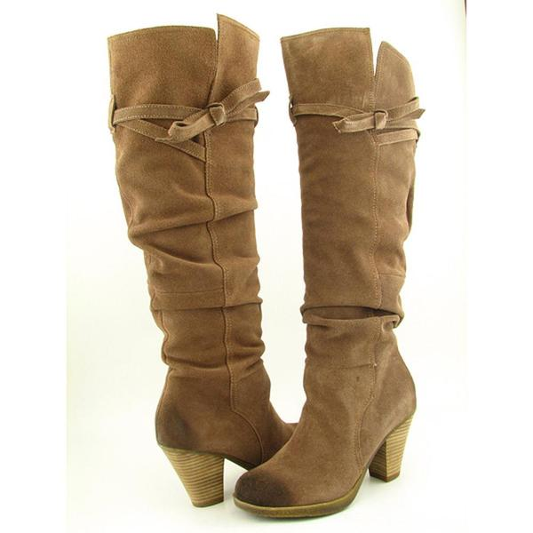 Report Women's 'Lasara' Regular Suede Boots (Size 6)