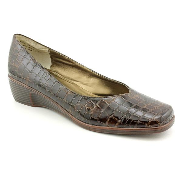 Andiamo Women's 'World' Patent Casual Shoes (Size 6.5)
