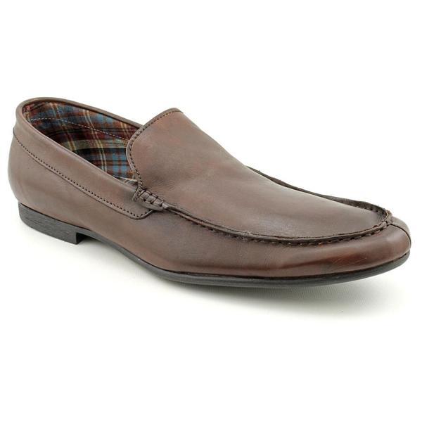 Bed Stu Men's 'Guru ' Leather Dress Shoes (Size 11.5)