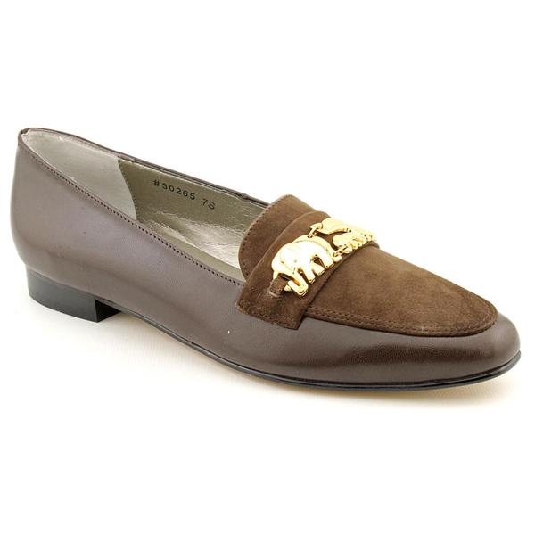 Ros Hommerson Women's 'Trish' Leather Casual Shoes (Size 10.5)