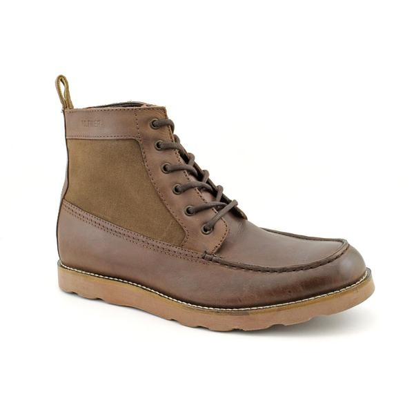 Tommy Hilfiger Men's 'Ferndale' Leather Boots (Size 11)