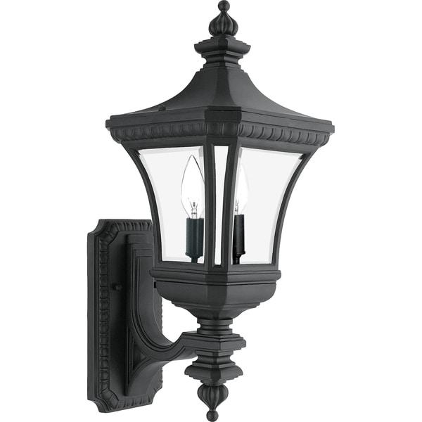Quoizel Devon Small Two-Light Wall Lantern
