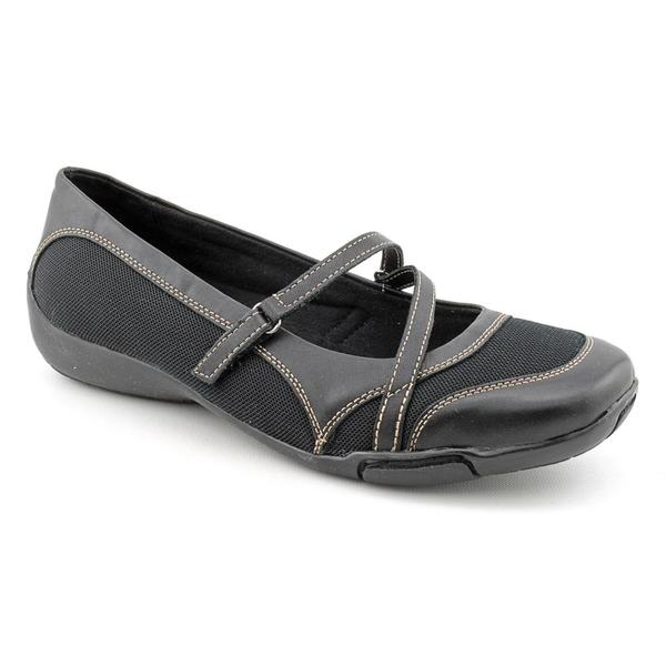 Auditions Women's 'Crescent' Leather Casual Shoes (Size 10.5)