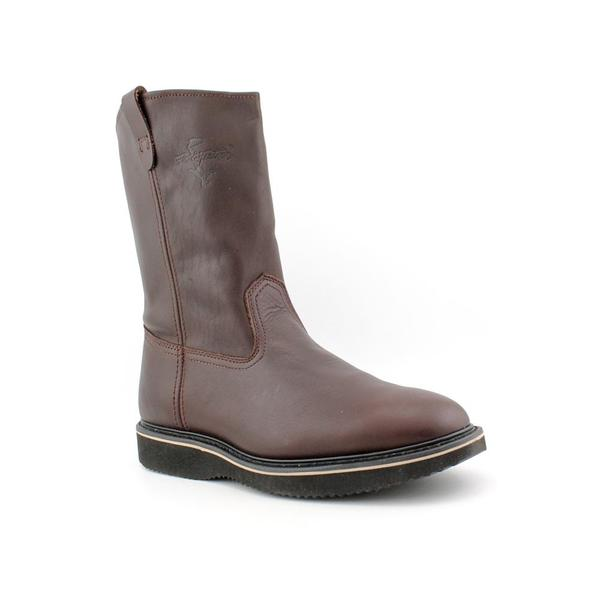 fin feather s wellington leather boots wide