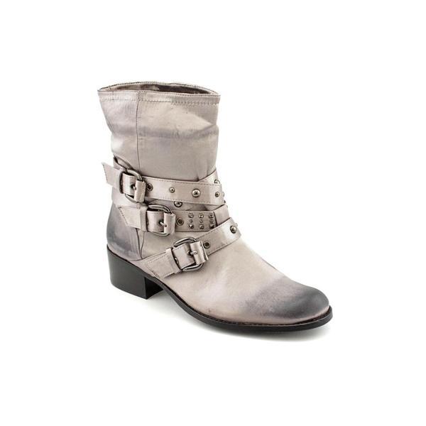 Jessica Bennett Women's 'Norton' Satin Boots (Size 5.5)