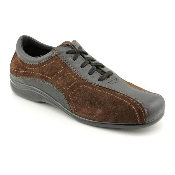 David Tate Women's 'May' Regular Suede Casual Shoes (Size 8)