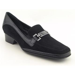 Amalfi By Rangoni Women's 'Frizzy' Regular Suede Casual Shoes - Narrow (Size 9.5)
