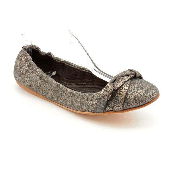 Calvin Klein Collection Women's 'Cady' Regular Suede Casual Shoes (Size 7.5)