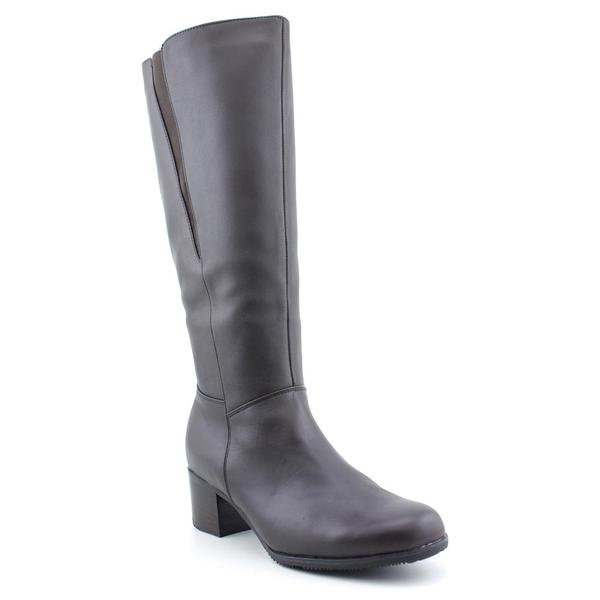 Blondo Women's 'Liv' Leather Boots - Wide (Size 6.5)