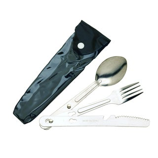 Texsport Stainless Steel Deluxe Chow Kit