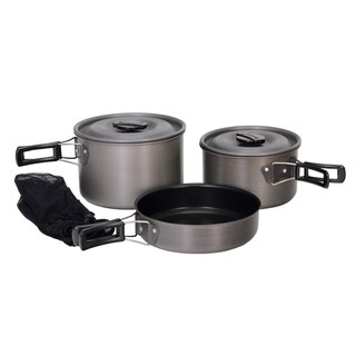 Texsport Grey 'The Scouter' Cook Set