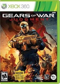Xbox 360 - Gears of War: Judgment