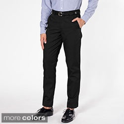American Apparel Men's Poly Viscose Welt Pocket Pant
