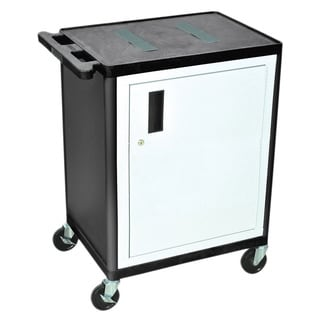 Luxor LEF34C-B Endura A/V Cabinet