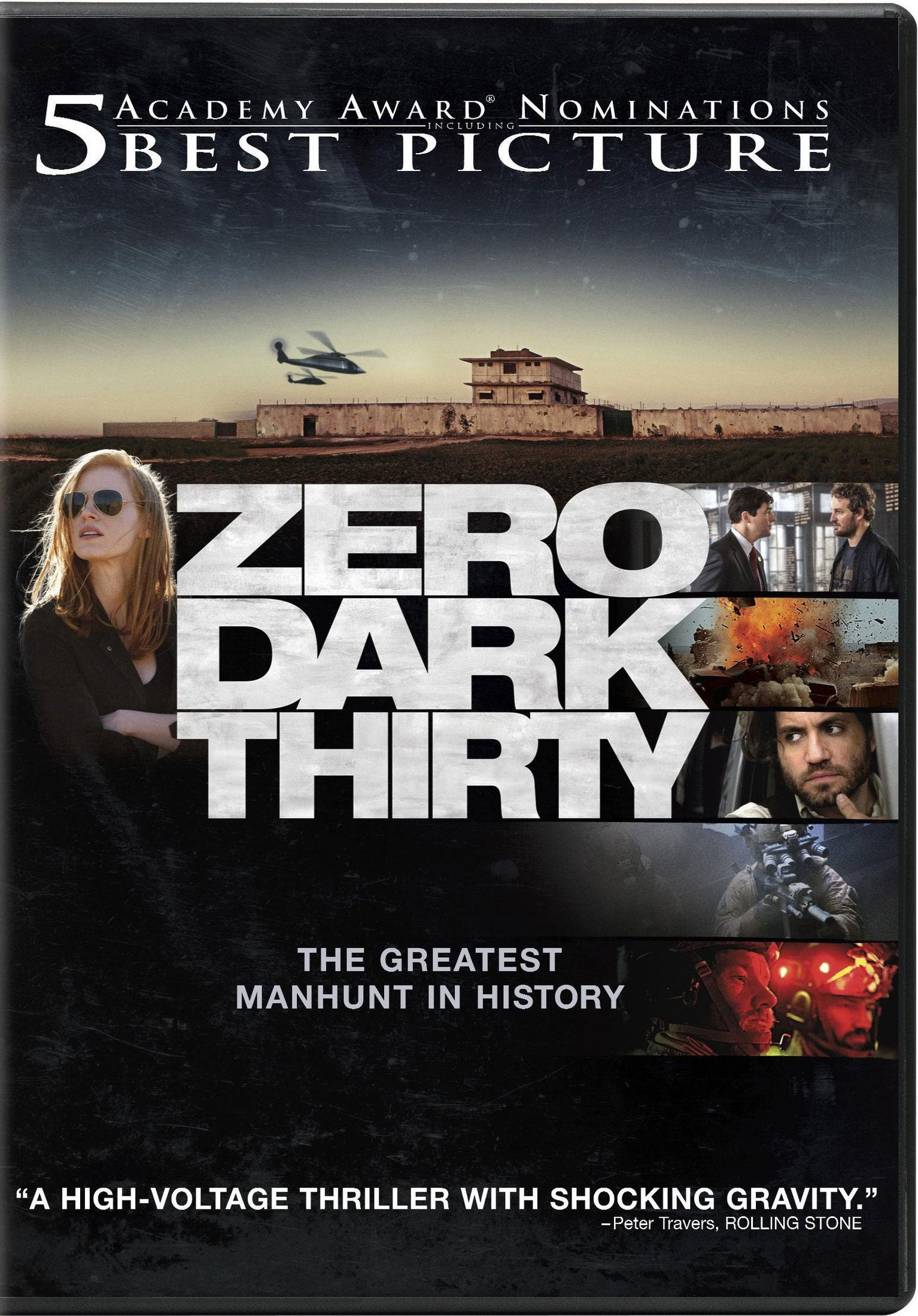 Zero Dark Thirty (DVD) - Thumbnail 0