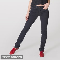 American Apparel Unisex Stretch Denim Slacks