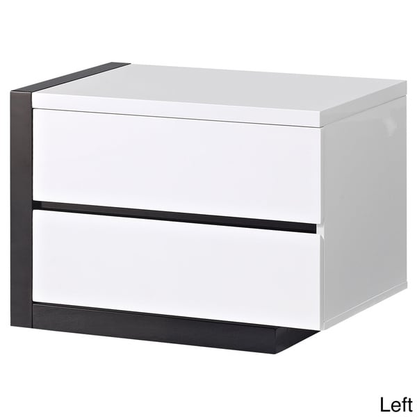 Trinity 2-drawer Nightstand