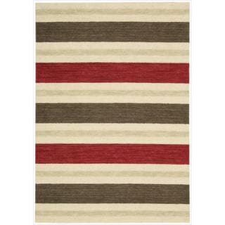 Barclay Butera Oxford Savannah Area Rug by Nourison (5'3 x 7'5)
