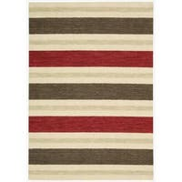 Barclay Butera Oxford Savannah Area Rug by Nourison - 5'3 x 7'5