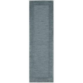 Barclay Butera Ripple Spa Area Rug by Nourison (2'3 x 8')