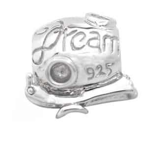 De Buman Sterling Silver My Dream Charm Bead