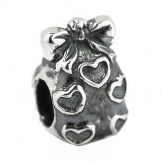De Buman Sterling Silver Gift Charm Bead