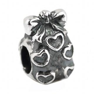 De Buman Sterling Silver Gift Charm Bead