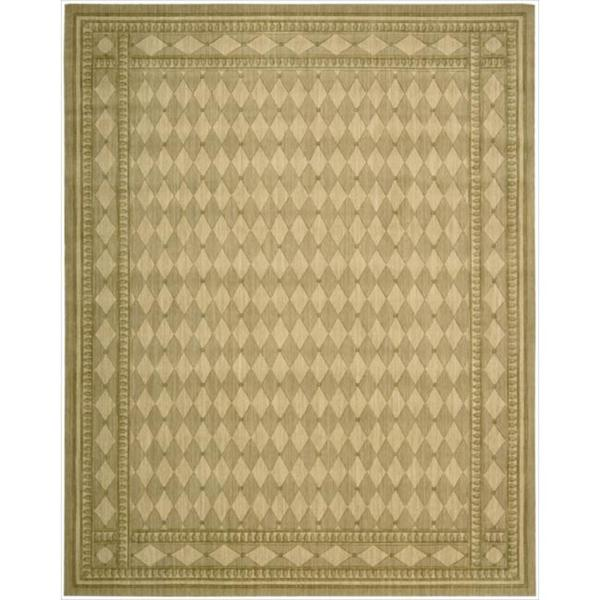 Cosmopolitan Honey Diamond Print Rug