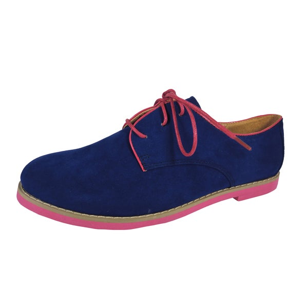 Betani by Beston Women's 'Patty' Oxford Shoes