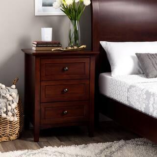Buy Size 3 Drawer Nightstands Amp Bedside Tables Online At Overstock Our Best Bedroom