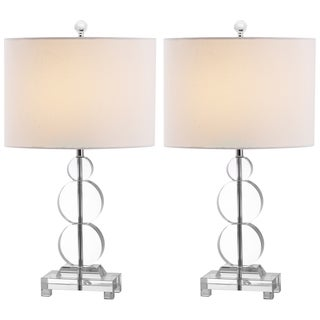 Safavieh Lighting 23-inch Moira Crystal Table Lamps (Set of 2)
