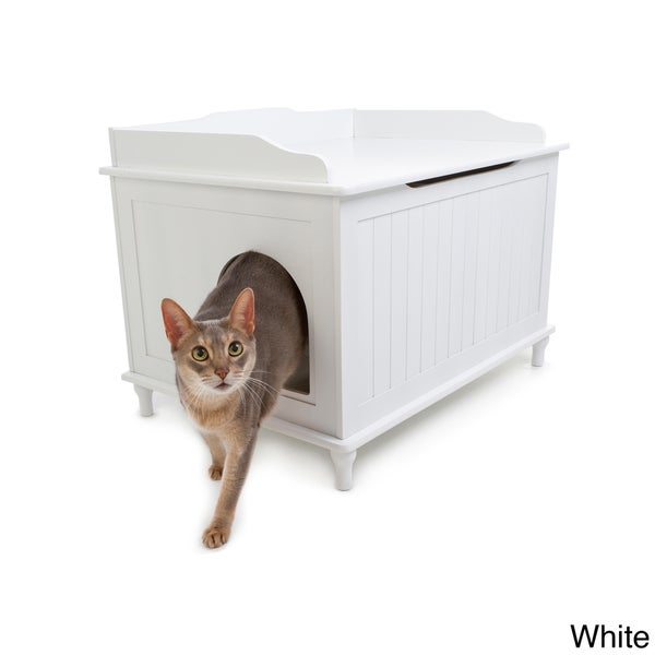 Designer Catbox Hidden Litter Box Enclosure Furniture