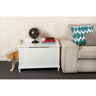 Designer Pet Products Wood Hidden Cat Litter Box Enclosure (3 options available)