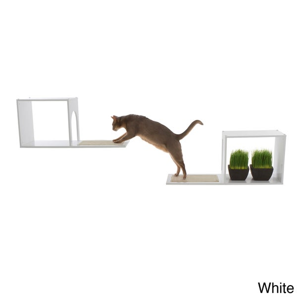 wall mounted cat furniture. the sophia wallmounted cat tree free shipping today overstockcom 15055590 wall mounted furniture e