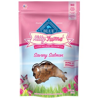Blue Buffalo Cat Salmon Kitty Yums (2-ounces)