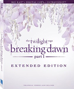 The Twilight Saga: Breaking Dawn Part 1 (Blu-ray Disc)