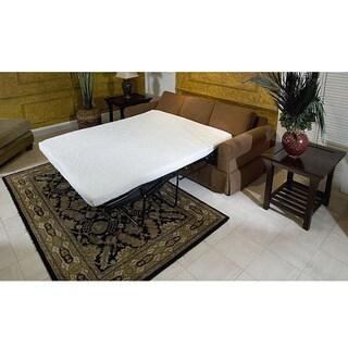 Innerspace 4 5 inch Queen Wide Memory Foam Sofa Sleeper Mattress Overstock Shopping Great