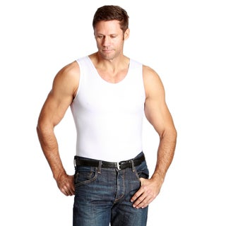 Insta Slim Men's Compression Muscle Tank Shirt