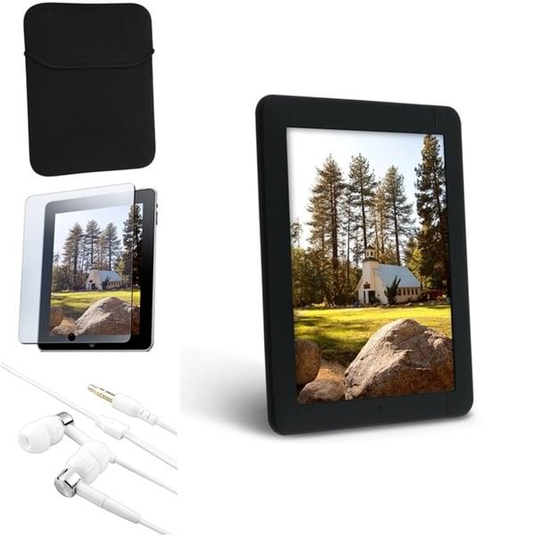 BasAcc Case/ Screen Protector/ Headset/ Sleeve for Apple iPad 1