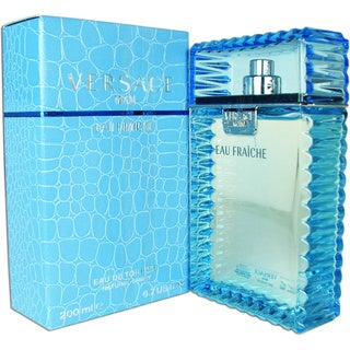 Versace Man Eau Fraiche 6.7-ounce Eau de Toilette Spray