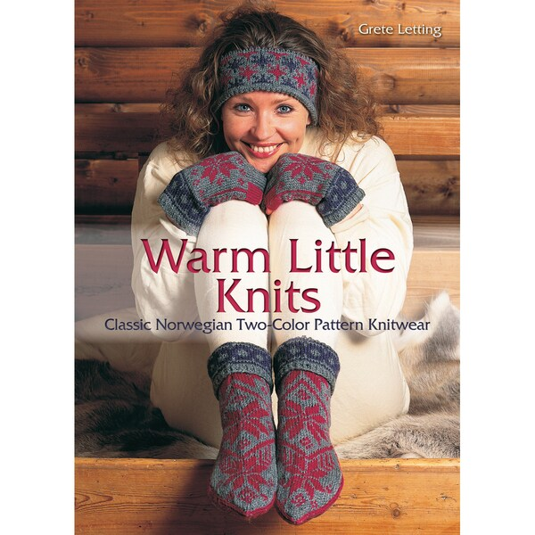 Trafalgar Square Books-Warm Little Knits