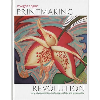 Watson-Guptill Books-Printmaking Revolution