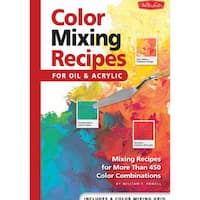 Walter Foster Creative Books-Color Mixing Recipes