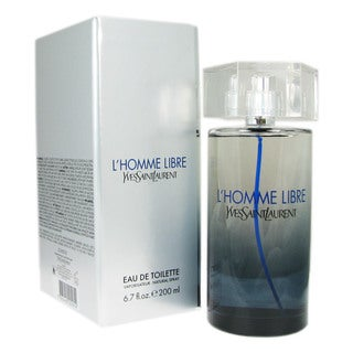 Yves Saint Laurent L'Homme Libre Men's 6.7-ounce Eau de Toilette Spray