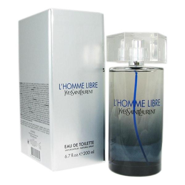 Yves Saint Laurent L'Homme Libre Men's 6.7-ounce Eau de Toilette Spray